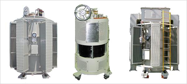 製品情報】IVR(誘導電圧調整器...